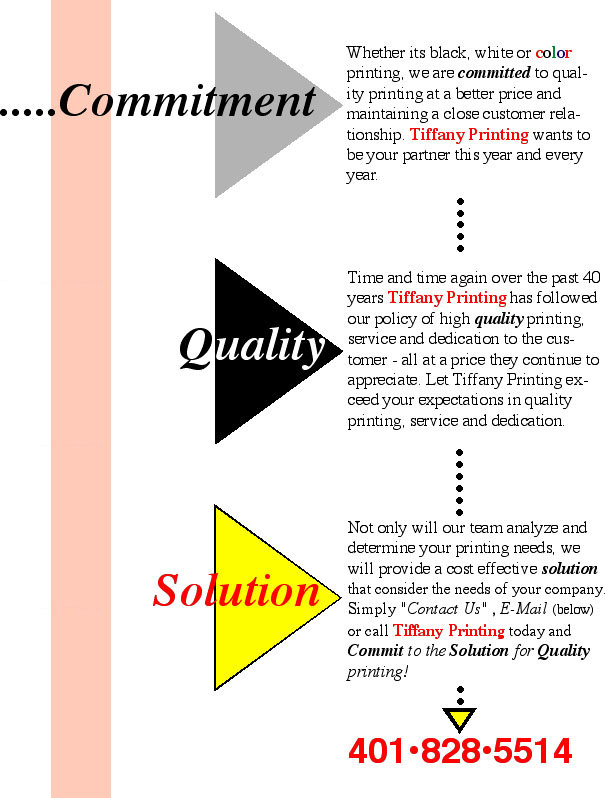 commercial printing color copies webpage design fax forms
